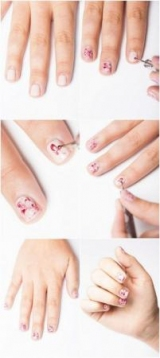 Дизайн нігтів поетапно: покрокова інструкція з описом і фото, техніка виконання