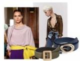 Акцент на пояс цієї весни: модний аксесуар — ремінь