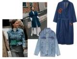 Чотири способу з джинсового курткою на весну Street style