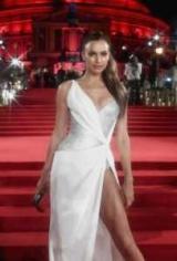 Ірина Шейк затьмарила всіх на премії The Fashion Awards 2017