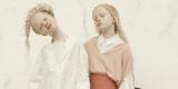 Чарівні близнючки-альбіноси підкорили інтернет своєю красою (Фото)