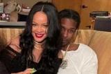Домашние посиделки: Рианна с бойфрендом A$AP Rocky сходила в гости к Ники Минаж