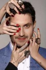 Ахтем Сейтаблаєв став обличчям чоловічої колекції одягу весна-літо`18 бренду A TAN MAN by Andre Tan
