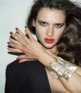 Українська Джіа Каранджі: українка прикрасила Vogue Paris